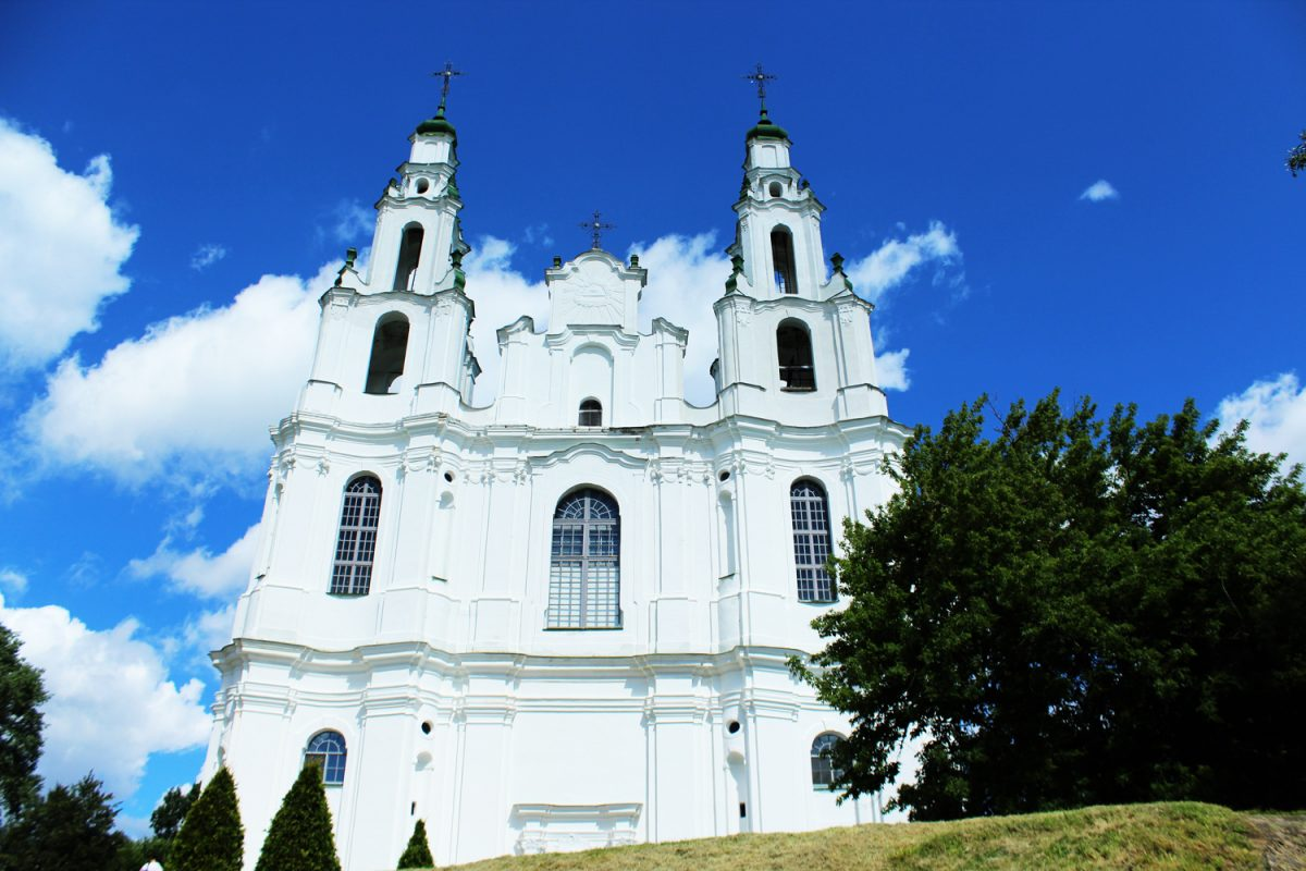church in Polatsk