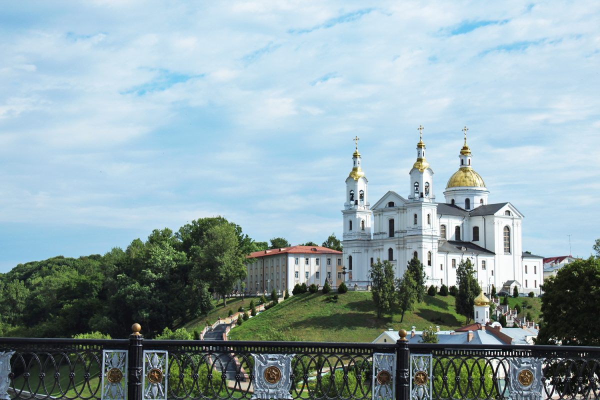 church in Vitebsk