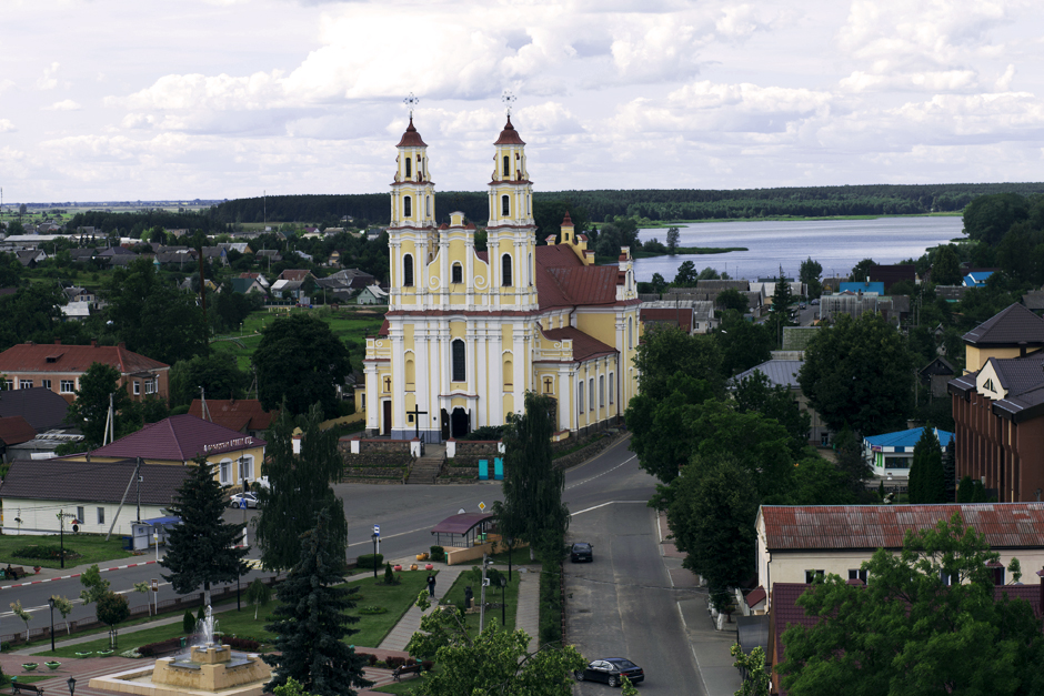 Catholic Orthodox Church in Hlybokaye